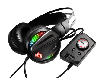 MSI IMMERSE GH70 GAMING HEADSET (Hi-Res)
