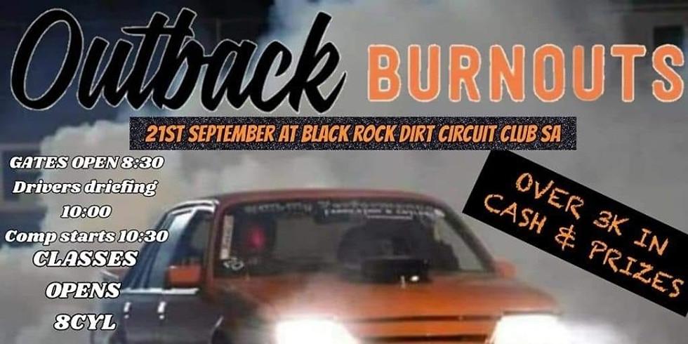 SA Outback Burnouts
