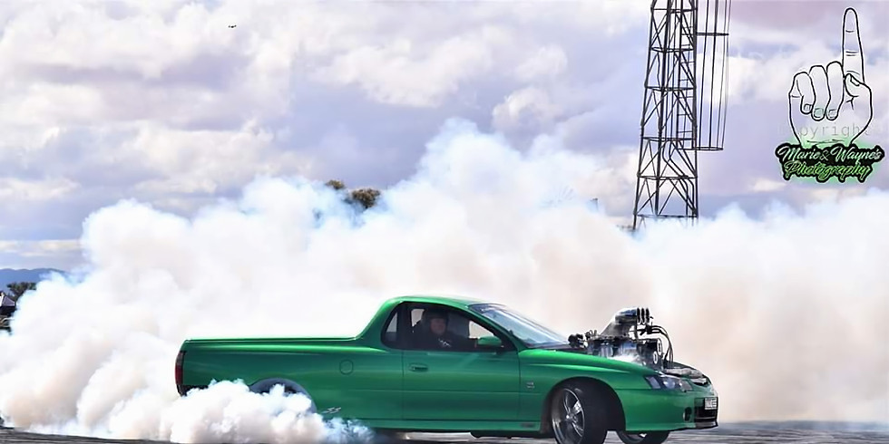 Outback Burnouts #2