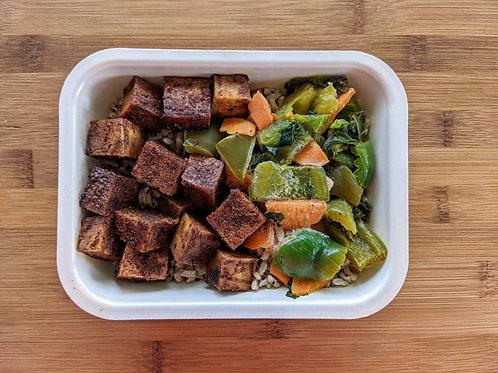 Tofu à la jerk (congelé)