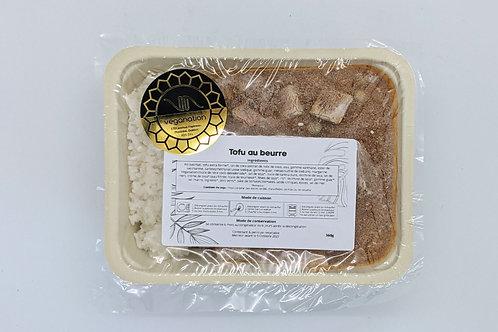 Tofu au beurre (congelé)