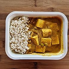 Tofu au beurre surgelé