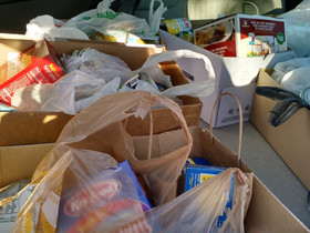 Community Fundraiser for Local Food Pantry