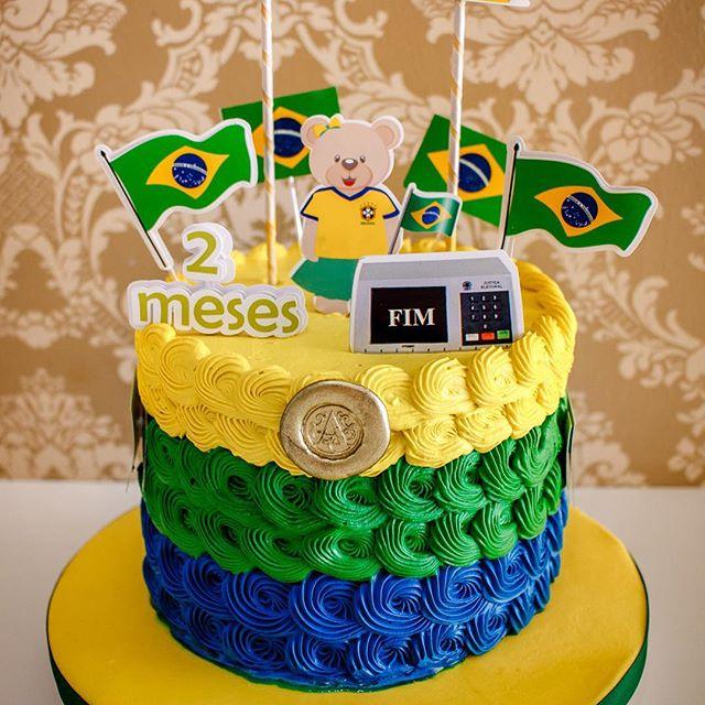 Bolo Brasil