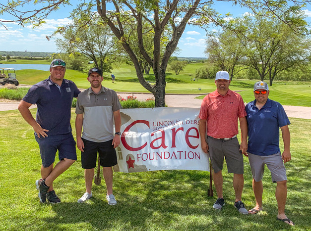 Lincoln Home Builders Care Foundation Golf Tournament