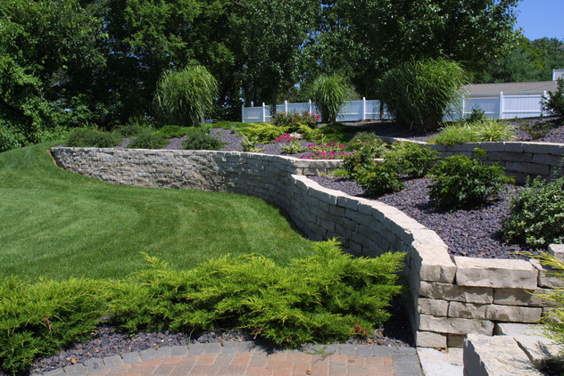 Natural Stone Outcroppings