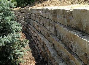 Natural Stone Outcroppings | Nationwide And In Showrooms In Lincoln NE, Omaha NE, Fort Collins CO And Castle Rock CO
