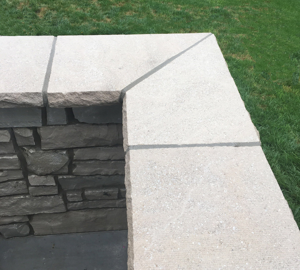Indiana Caps   Stone Caps