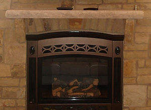 Stone Mantels | Nationwide And In Showrooms In Lincoln NE, Omaha NE, Fort Collins CO And Castle Rock CO