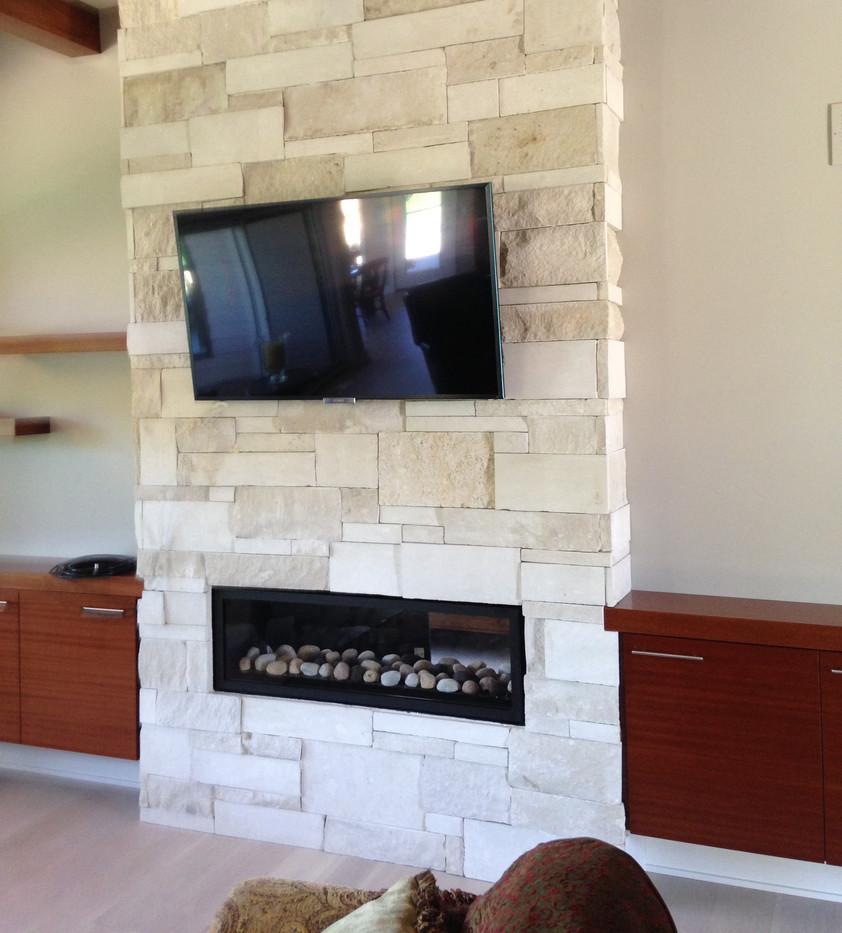 Cottonwood Dimensional Tile | Stone Veneer