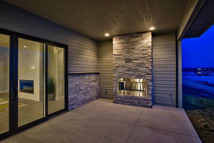 Flint Hills Multiledge 123   Stone Veneer