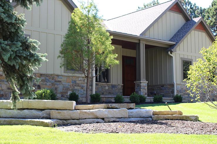 Buck's Creek Ashlar   Stone Veneer