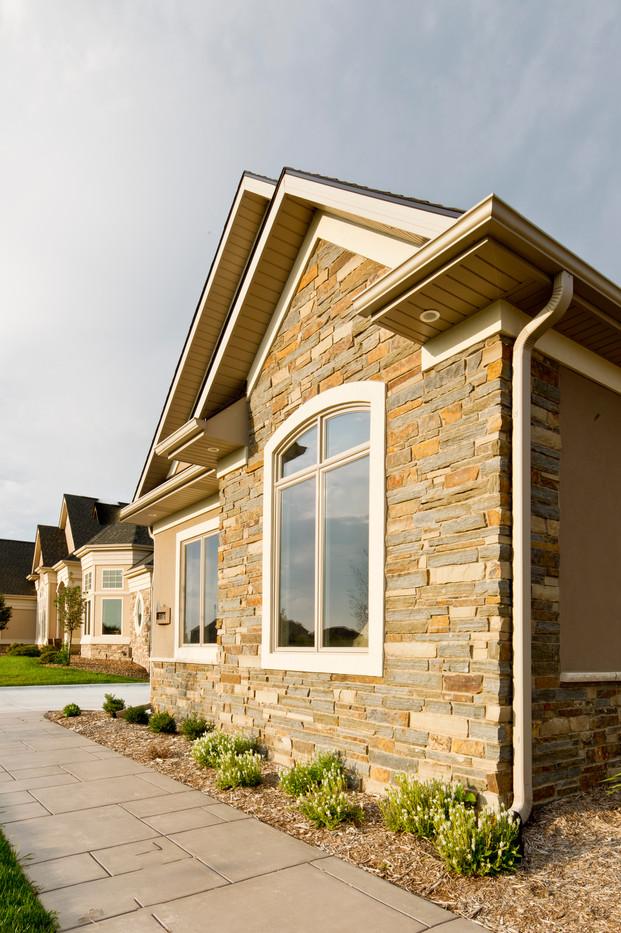 Mill Creek Prairie | Stone Veneer