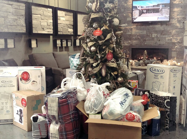 Holiday Gift Donation Event