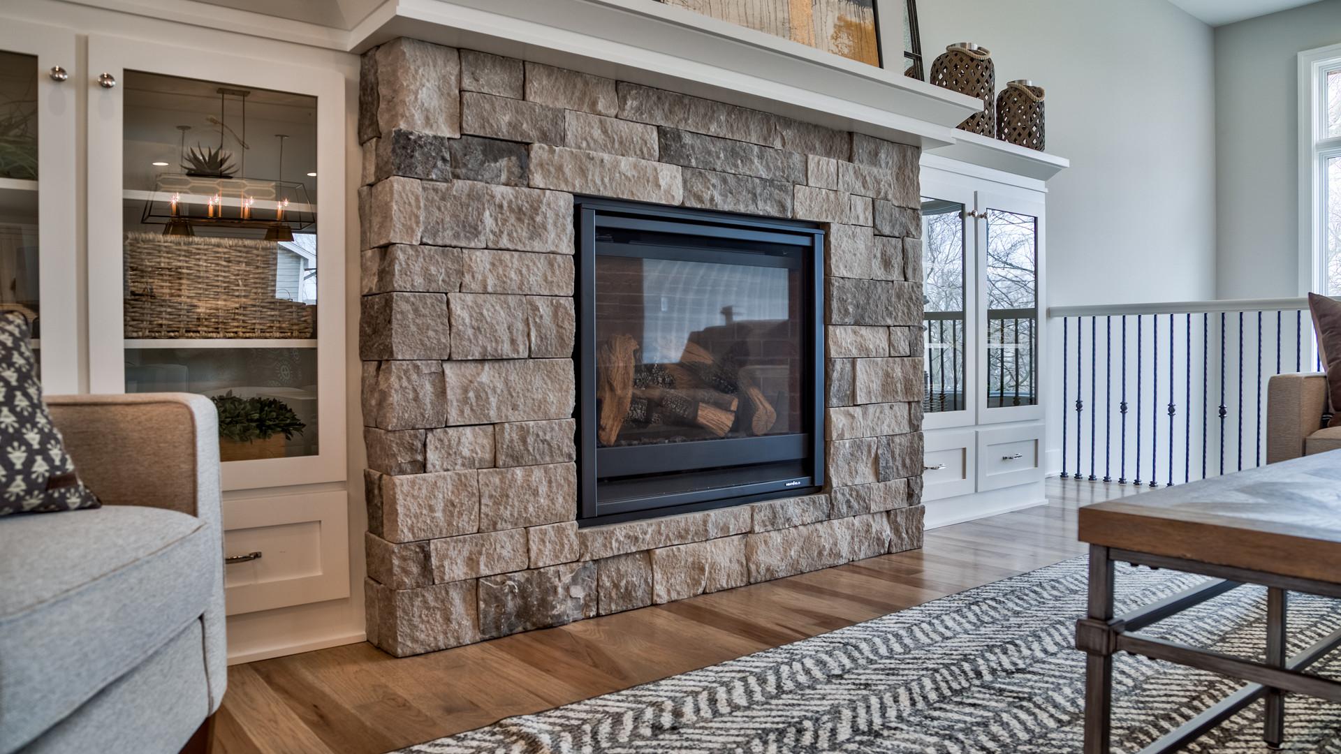 Skyline Grey Stack 468 | Natural Stone Veneer