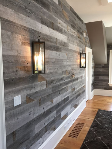 Ripped Grey Board | Reclaimed Wood
