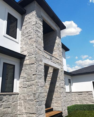 Flint Hills Classic | Stone Veneer