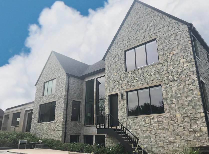 Flint Hills Ashlar | Stone Veneer