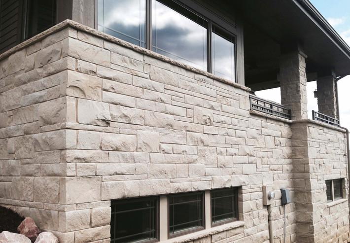 Cottonwood Dimensional   Stone Veneer