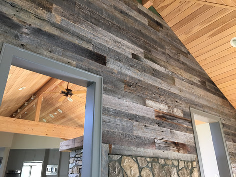 Ripped Grey Board | Reclaimed Wood