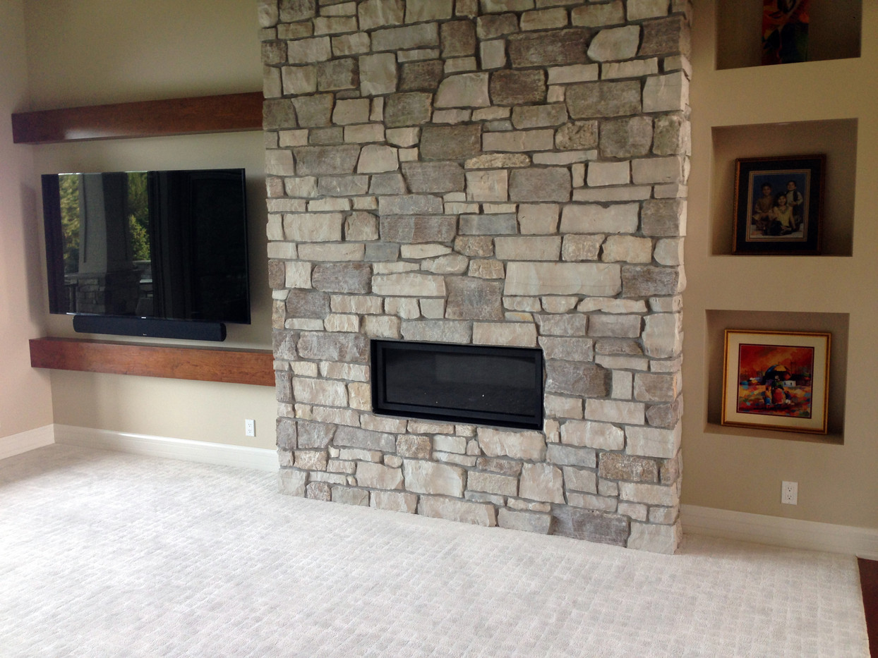 Light Rain Ashlar | Stone Veneer