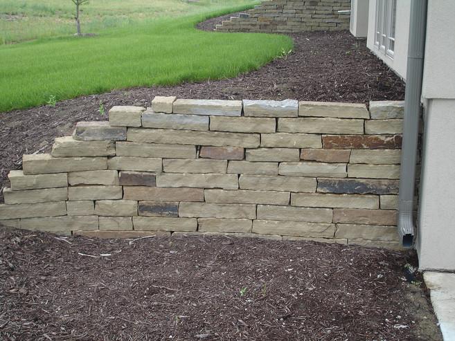 Stone Outcroppings