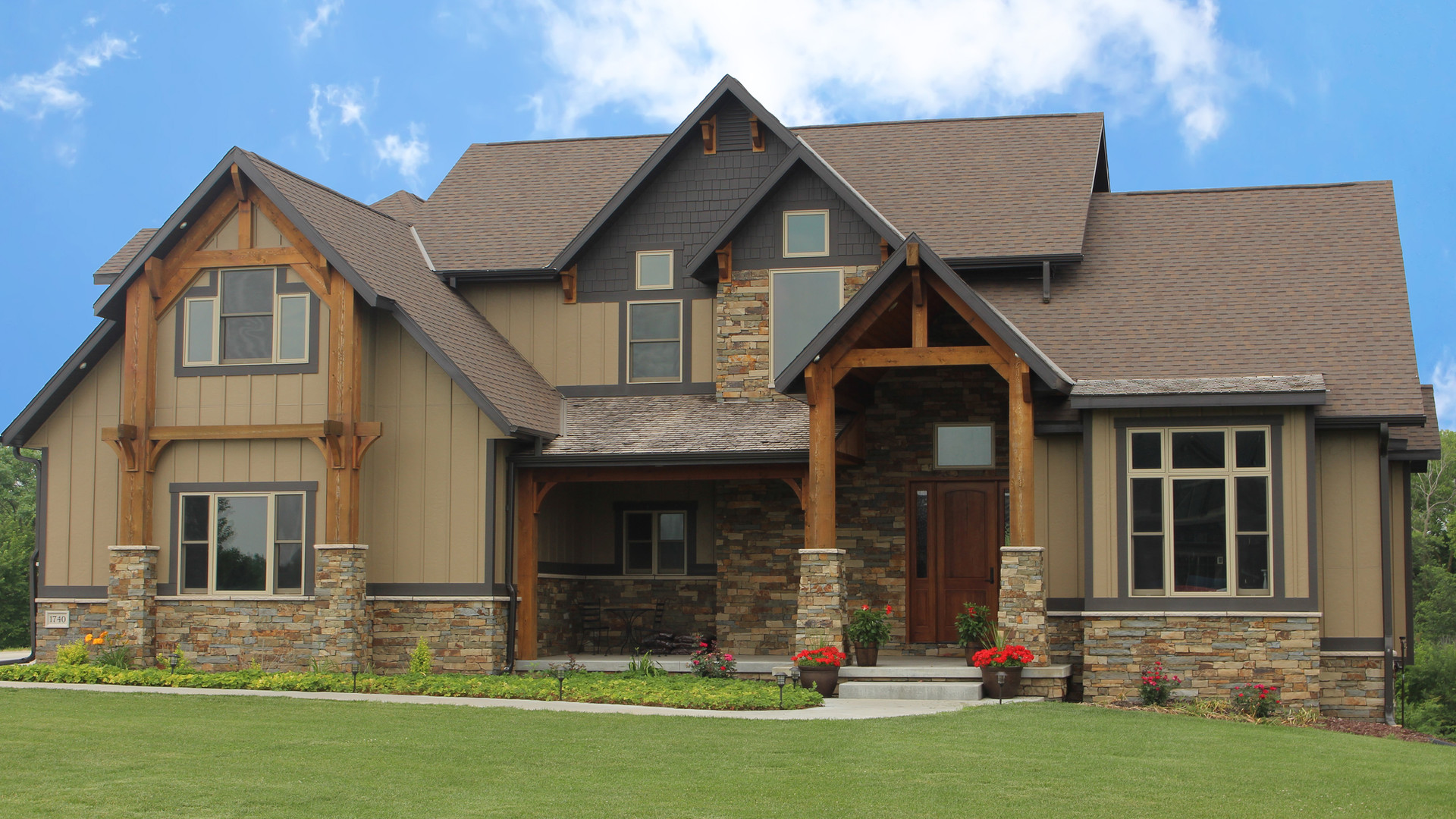 Buck's Creek Prairie | Natural Stone Veneer