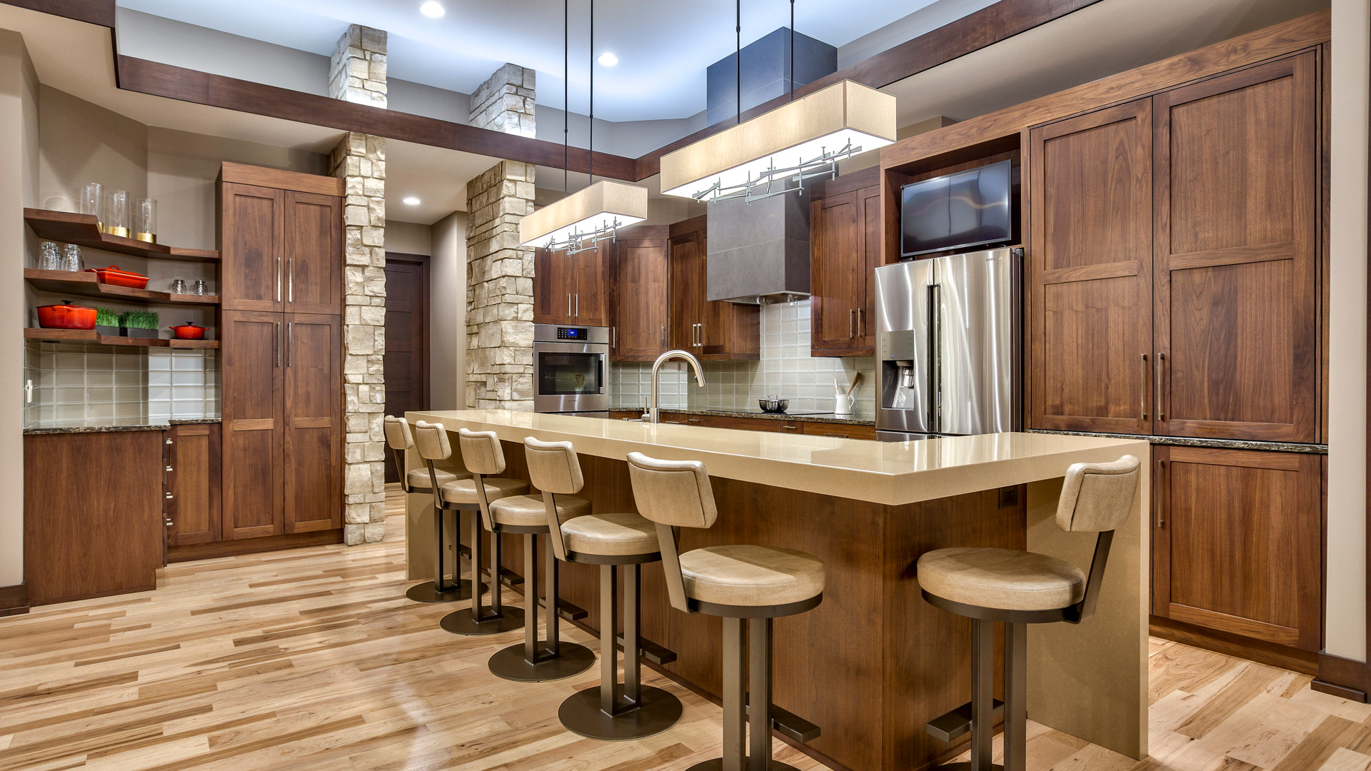 Ste. Gen All Tan Dimensional | Natural Stone Veneer