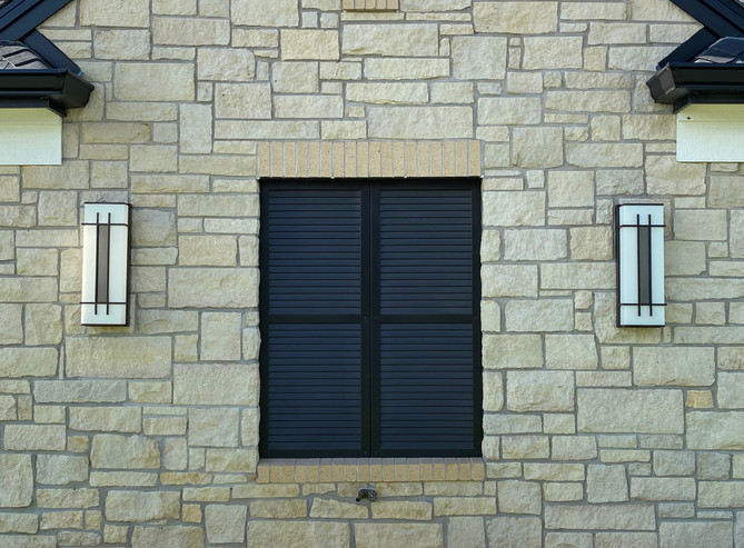 Silverdale Ashlar   Stone Veneer