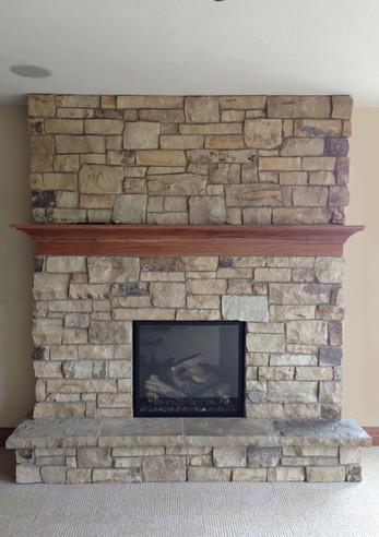 Oakwood Ashlar | Stone Veneer