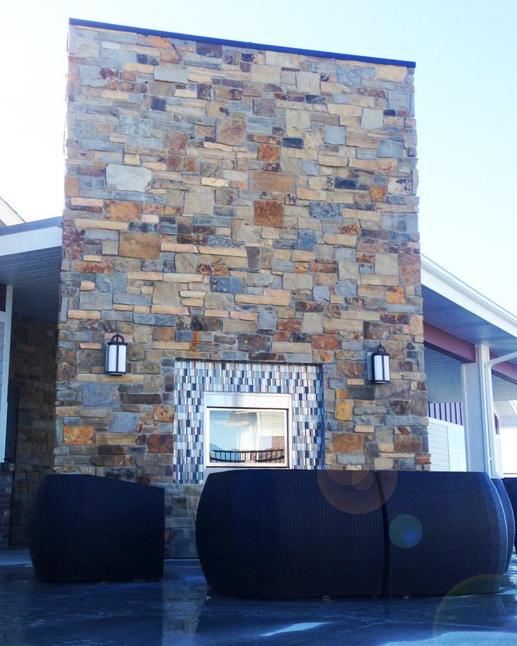 Foxglove Ashlar   Stone Veneer