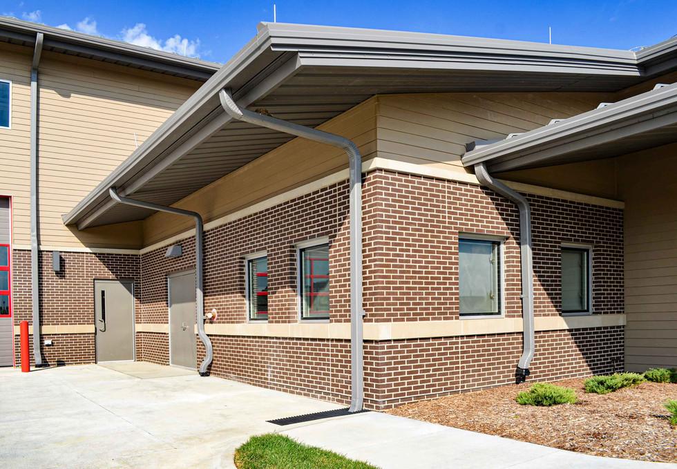 Fire & Rescue Station #10 | Lincoln Nebraska