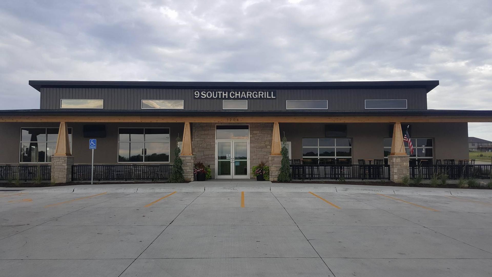 9 South Chargrill | Lincoln Nebraska