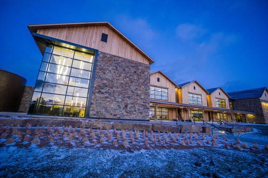 Miner's Peak Manor | Stone Veneer