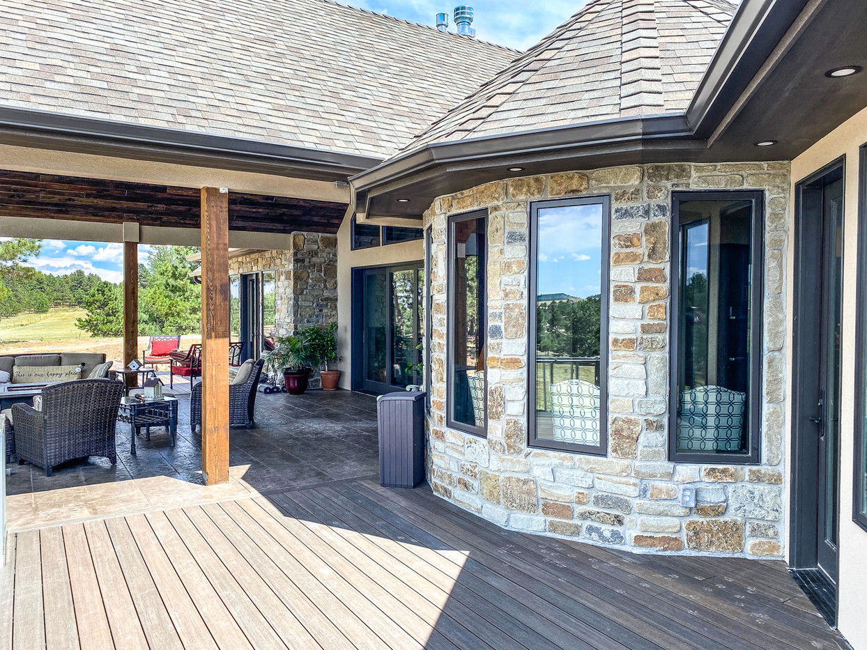 Moose's Tooth Tumbled Ashlar | Stone Veneer