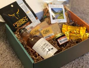 Happy Hour Snacks in Branded Box