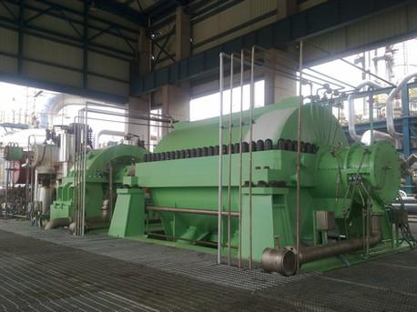 Propene Compressor for Sinopec Zhenh