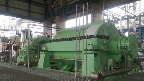 09- Propene Compressor for Sinopec Zhenh