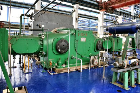 07-Hydrogen Gas Makeup Compressor for Ji