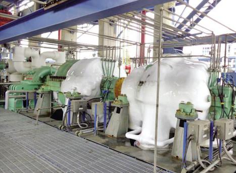 Wuhan Ethylene compressor