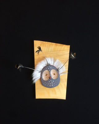Owl Family Series 'Uncle'