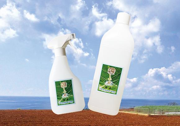 ⑧愛しい水 YM菌 スタートセット スプレー+詰め替え2Lボトル