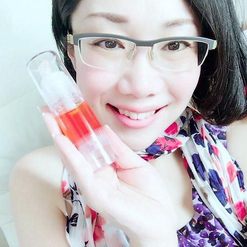 美しさと幸運を射抜く《魔法の赤いオイル 》櫻庭露樹ブレンド