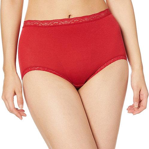 【あったか応援】丹田・全身を温める奇跡の赤いパンツ 3枚セット 日本製★綿100%