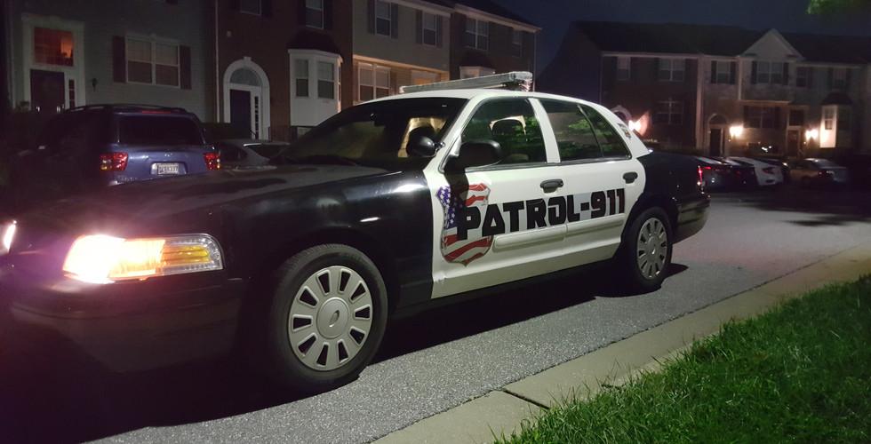PATROL-911 Maryland HOA PATROL Commercia