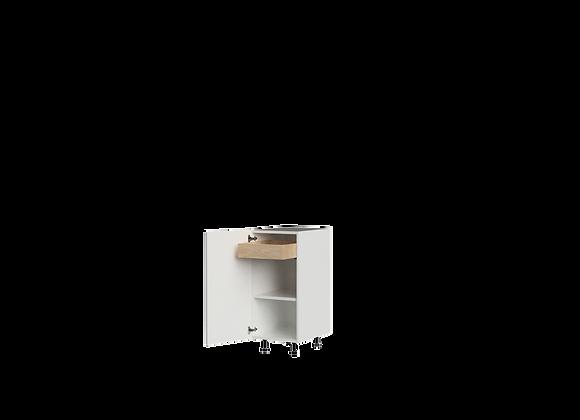 "B1636-1 | 16"" Wide x 36"" High - 1 Drawer Base Cabinet"