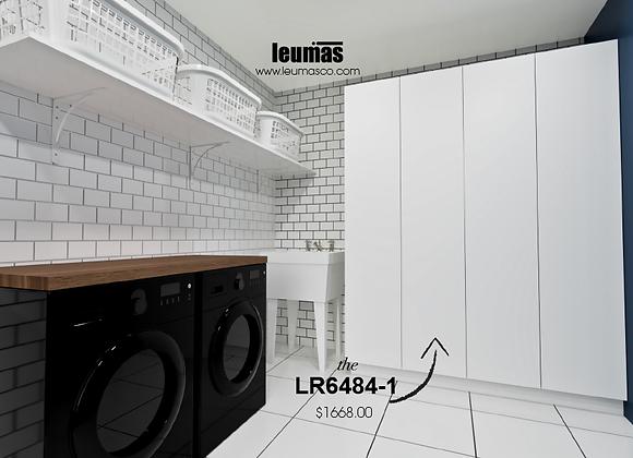"LR6484-1   64"" wide 84"" high x 20"" Deep Unit"