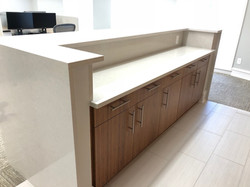 Modern Commercial Cabinet Island