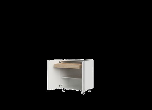 "B3236-1 | 32"" Wide x 36"" High - 1 Drawer Base Cabinet"