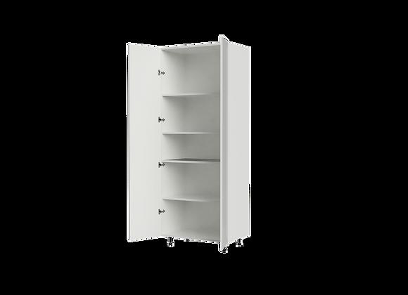 """T3284-1   32"""" Wide x 84"""" High - Storage Cabinet"""